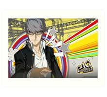 Persona 4 Golden Art Print