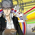 Persona 4 Golden by Jamie Keenan