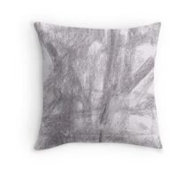 Abstract a Throw Pillow