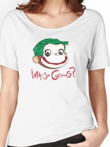 Why So Curious? Women's Relaxed Fit T-Shirt