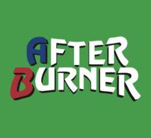 After Burner Kids Tee