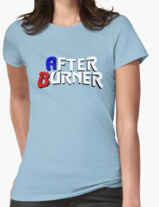 After Burner Womens Fitted T-Shirt