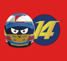 Fernando ALONSO_Helmet 2014 by Cirebox