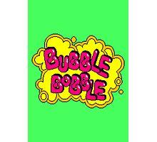 BubBob Arcade Photographic Print