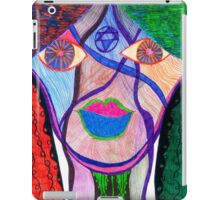 THE HOLLY WOMAN iPad Case/Skin