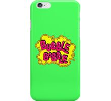 BubBob Arcade iPhone Case/Skin