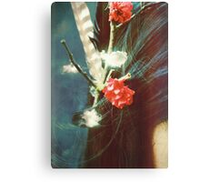 Wild Thing (I love you) Canvas Print