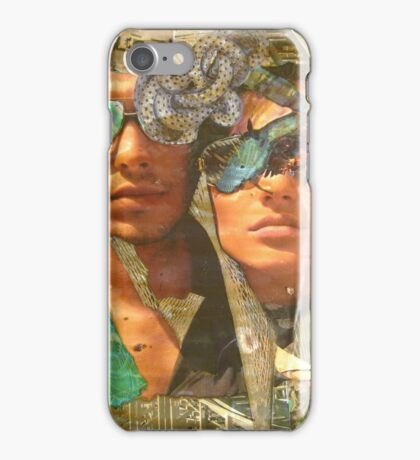 Honor Thy Father and Mother iPhone Case/Skin