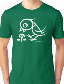 Bird - humor, fun, forest animals, flying Unisex T-Shirt