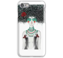 Geese keeper iPhone Case/Skin