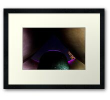 Within Without Framed Print