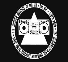 KLF Circled Pyramid Blaster (White) Unisex T-Shirt