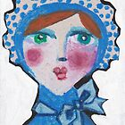 Bluebell in a Bonnet by Rosemary Brown