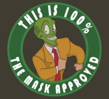 This is 100% The Mask Approved! by ShadyEldarwen