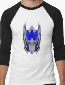 Optimus Prime Men's Baseball ¾ T-Shirt