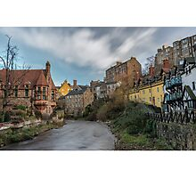 Historic Dean Village - Edinburgh Photographic Print
