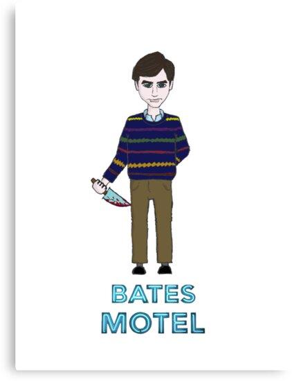 Norman Bates by garigots