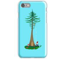 Chill Om Gnomie PNW Gnome  iPhone Case/Skin