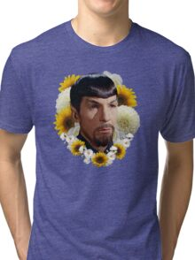mirror spock Tri-blend T-Shirt