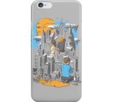 Children's City iPhone Case/Skin
