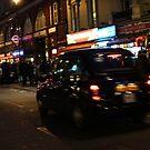 London's Glittering West End by Nicholas Coates