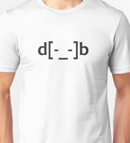 Emoticons Series: DJ Unisex T-Shirt