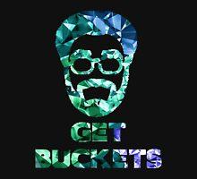 Uncle Drew get buckets prism Unisex T-Shirt