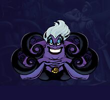 Ursula POP shirts by Alliezo