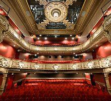 Lyric Theatre, Hammersmith by Mark Sykes