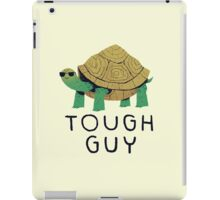 tough guy iPad Case/Skin