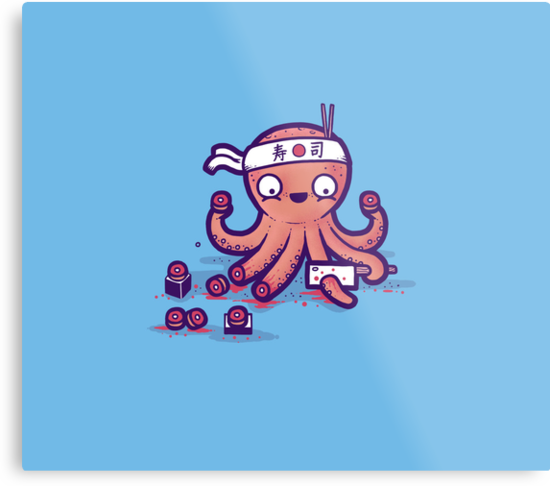 Octosushi by Randyotter