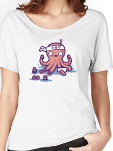 Octosushi Women's Relaxed Fit T-Shirt