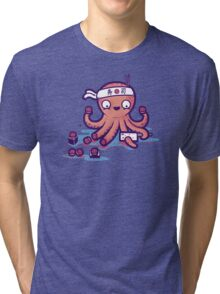 Octosushi Tri-blend T-Shirt