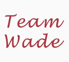 Team Wade - Hart of Dixie Kids Clothes