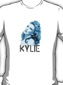 KYLIE - Into The Blue T-Shirt