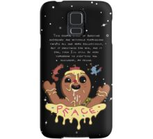 Royal Tart Toter (Adventure Time) Samsung Galaxy Case/Skin