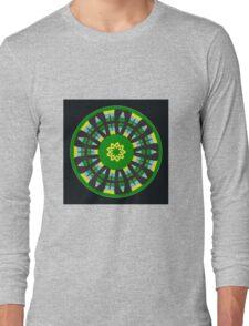 Plaid Crazy Long Sleeve T-Shirt