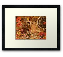 I Am the Buddha Your Buddha Framed Print