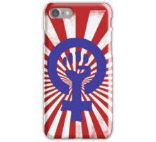 Feminist Symbol iPhone Case/Skin