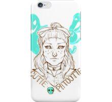 Spooky Cutie Patootie iPhone Case/Skin