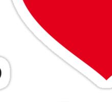 I ♥ NEPAL Sticker