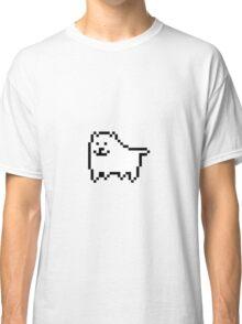 Annoying Dog Merch from Undertale Classic T-Shirt