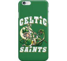 Celtic Saints iPhone Case/Skin