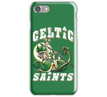 Celtic Saints iPhone Case/Skin