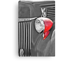 1944 Ford Pickup - Headlight - SC Canvas Print