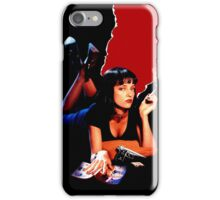 Pulp Fiction - Mrs. Mia Wallace iPhone Case/Skin