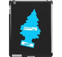 Fresh (Braj Blue) iPad Case/Skin