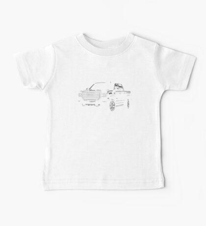 gmc, gmc truck, gmc Sierra Denali Baby Tee