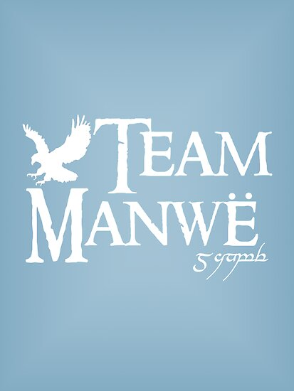 Team Manwe by nimbusnought