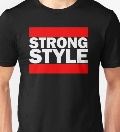 STRONG STYLE - RUN DMC Unisex T-Shirt